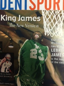 King James cover